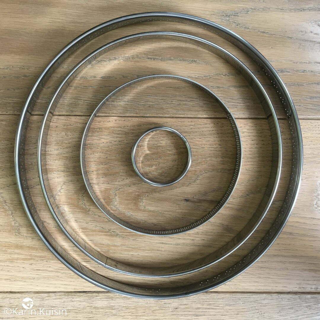 cercle tarte